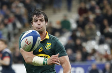 South Africa gain revenge on Italy after last year's historic defeat