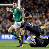 Here's how we rated Ireland's players as they dominated Argentina at the Aviva