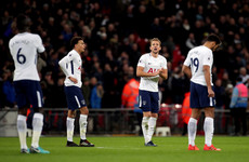 Tottenham slip up against manager-less West Brom