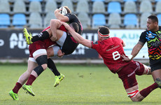 Munster hammer five tries past Zebre to get van Graan era off to winning start