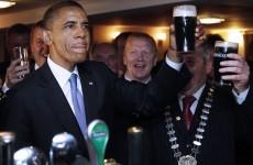 Barack O'Bama launches Irish-American Heritage Month