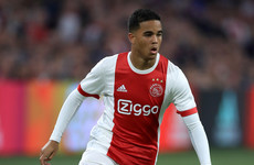 18-year-old Justin Kluivert did something his dad never could: score a hat-trick for Ajax!