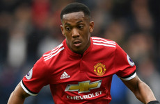 Martial happy to work under 'tough' Mourinho at Man Utd