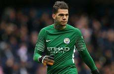 Man City stopper explains how laziness made him a £35m goalkeeper