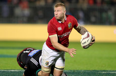 Lions back row to join Dragons as Bernard Jackman makes first major signing
