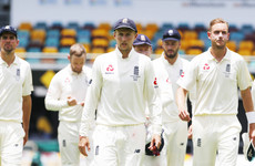 A dream start for Australia in the Ashes, as problems mount up for England