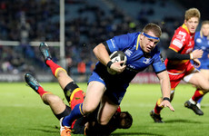 'Nugget found it straight away': Leinster ready for bump from fired-up front rows