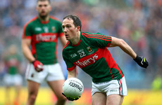 Eight-time Connacht champion Alan Dillon calls time on his Mayo career