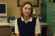 Saoirse Ronan's new film Lady Bird has earned the highest Rotten Tomatoes rating since Toy Story 2