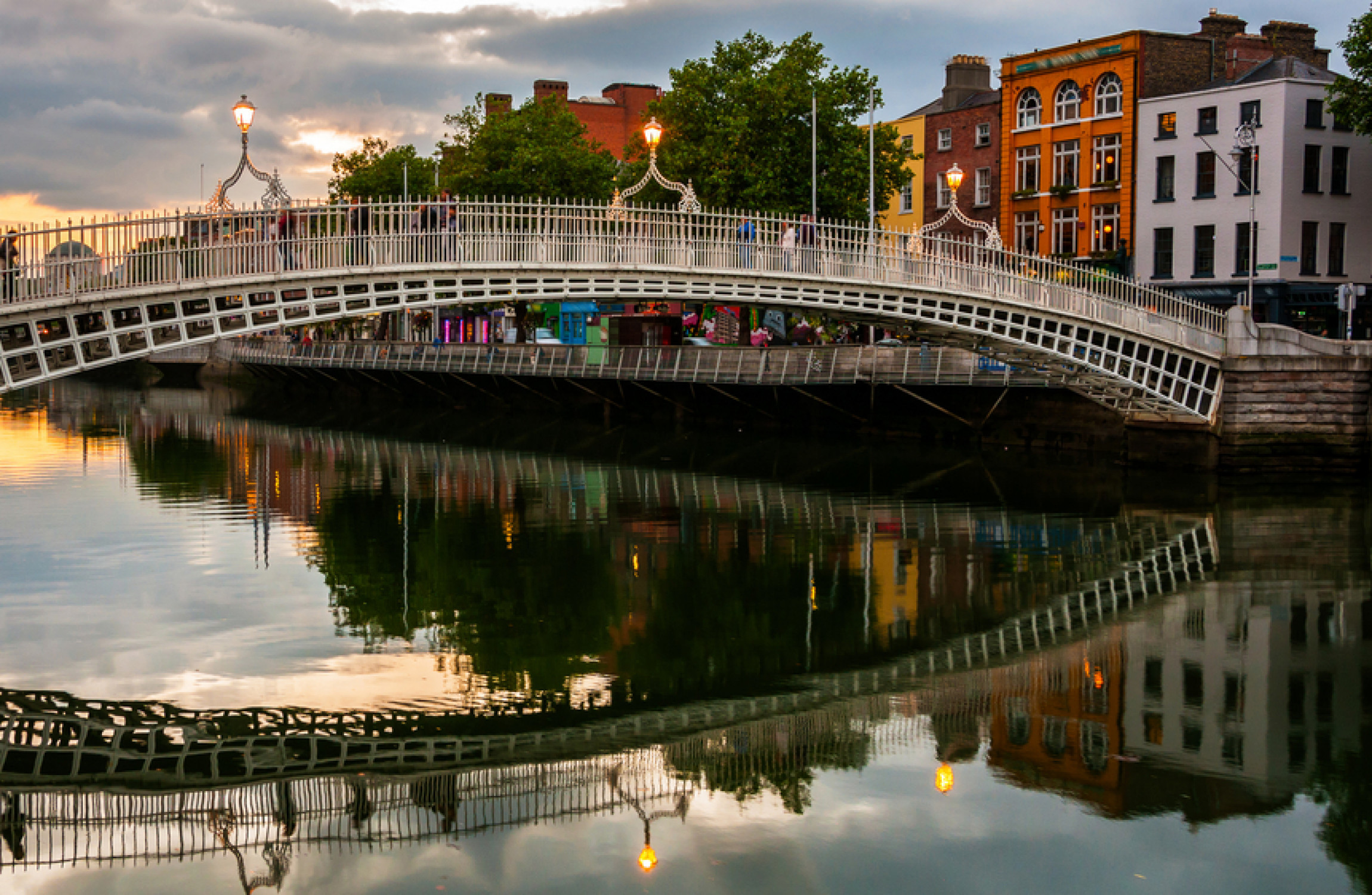 Dublin Makes National Geographic Traveler's Annual 'Best of the World' List