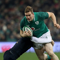 Knee injury will keep Chris Farrell out of Munster action until the New Year