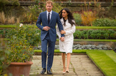 Wedding plans: Harry and Meghan's big day out will happen in May