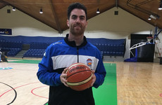 Hoop dreams! Dublin midfielder follows Donaghy by joining Super League basketball side