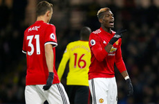 As it happened: Watford v Man United, Premier League
