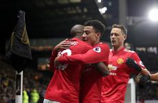 Man United survive second-half fightback to overcome Watford