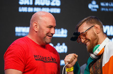 'Conor might never fight again': Dana White unsure of McGregor's UFC future