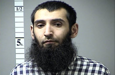 New York terror suspect Sayfullo Saipov pleads not guilty to fatal bike path attack