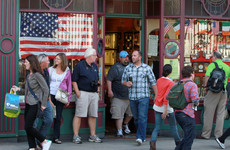Ireland's boom in US tourists could be about to slow down