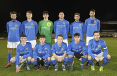 14-year-old goalkeeper makes his senior debut for Irish league club Glenavon