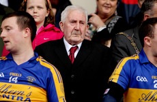 Legendary former Cork hurler and manager Willie John Daly has died