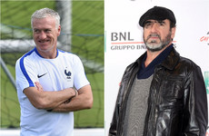 France coach Deschamps to sue Cantona for defamation