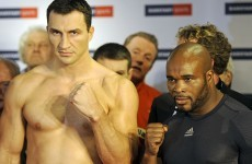'I'm not Mike Tyson,' insists Mormeck