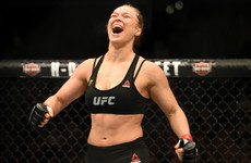 It's nearly a year since her last fight but Dana White says Ronda Rousey isn't ready to quit