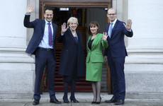 Coveney becomes Tánaiste as reshuffled ministers receive their seals at the Áras
