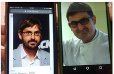 Someone tweeted a picture of their friend to Louis Theroux and even he's baffled at the likeness