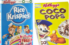 'People are eating too much sugar': Kellogg to reduce sugar in two of its most popular cereals