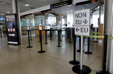 Electronic passport machines are coming into service in Dublin Airport today