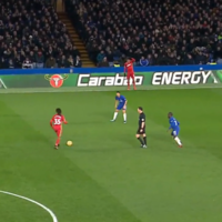 Renato Sanches passed straight to an advertising board last night
