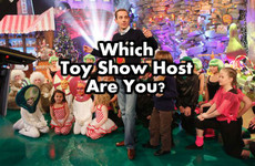 Which Toy Show Host Are You?