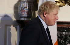 Department 'absolutely refutes' claim that Irish officials were told to ignore Boris Johnson