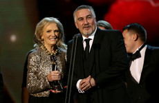 Mary Berry has described GBBO's Paul Hollywood as 'quite sexy'... it's The Dredge