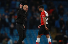 Guardiola asked to explain Redmond incident by FA