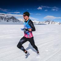 'It was like running on the moon' - The Irishman who ran the fastest Antarctic mile