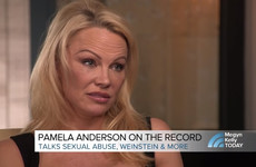 Pamela Anderson has been accused of victim blaming following these comments on the Harvey Weinstein scandal