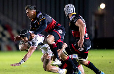 Lealiifano scores dramatic late try, but misses conversion, as Ulster and Dragons play out tumultuous draw