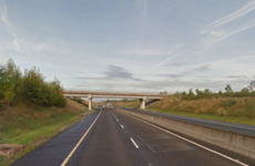 Gardaí appeal for witnesses to motorway hit-and-run