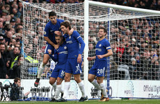 Hazard double completes Chelsea's comeback after Newcastle provide early scare