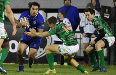Two tries and man of the match! James Lowe makes big impact on Leinster debut