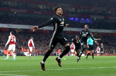 As it happened: Arsenal v Manchester United, Premier League