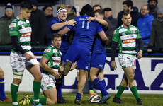 Cullen 'reasonably pleased' with Treviso win as Leinster's attention turns to Exeter