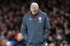 Wenger fuming as errors ruin 'absolutely brilliant' Arsenal display