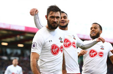 In-form Charlie Austin rescues a point for Pelligrino's Saints