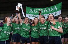 'Icing on the cake': Cork's Aghada cap historic year of firsts with All-Ireland title