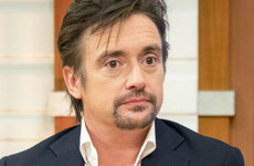 Richard Hammond said he doesn't understand why gay people come out while defending *that* 'gay ice cream' joke