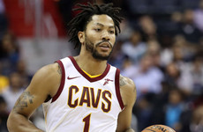 Rose to rejoin Cavs for injury rehab amid retirement rumours