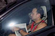 Leo Varadkar was snapped wearing a vest to a cabinet meeting and of course there were jokes
